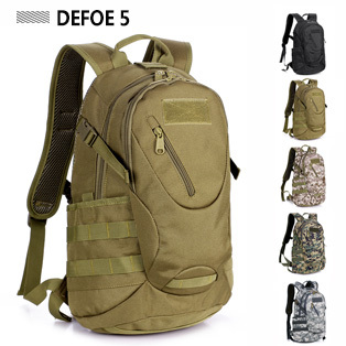 Male outdoor camo Camouflage small women waterproof mountaineering tactical travel laptop surplus 20L Lightweight backpack bag*(China (Mainland))