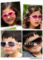Free shipping, 2013 new fashion glasses children sunglasses kids  child sunglasses,UV400 Protection ,Wholesale Price