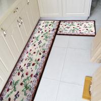 Tapete Banheiro Specials! Home Ground Decor Cotton Woven Mats Carpet Kitchen Living Slip Mat Doormat for Windows Pad 45*60cm