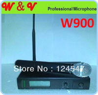 Free Shipping Express Wireless Microphone Professional UHF Wireless karaoke microphone System Good quality Factory Outlet