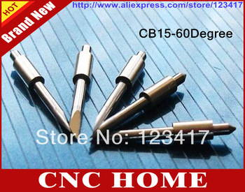 5 pcs/lot 60 Degree CB15 High Quality Graphtec Vinyl Cutter Plotter/Printer Blades 1.5mm Free Shipping