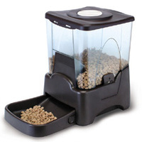 Automatic pet feeder pet automatic feeding automatic dog food automatic feeder