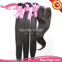 peruvian virgin hair with closure ms lula hair peruvian virgin hair straight with closure middle part lace closure with bundles