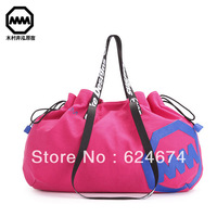 HOT!!!Trend Of The Men And Women School Totes Large Capacity Canvas Bag Leisure Messenger Bags Sport Gym Bag