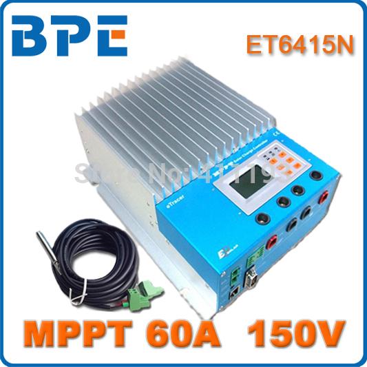 HOT SALE !! Max.PV 150V, 60A MPPT Solar Charge Controller Regulators 12V/24V/36V/48V PV System, RS232/485, CAN BUS, Ethernet