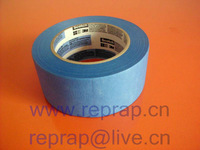Free shipping The reprap 3d printer blue heating plate special high temperature resistant tape