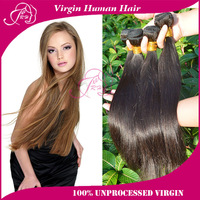 6A hair products malaysian virgin hair straight 4 pcs lot virgin malaysian hair straight human hair extension 8-30 Free shipping