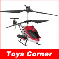 Wholesale Remote Control Toys DONGHUANG(DH812-3) 4ch Alloy RC Helicopter with Gyro and Missiles