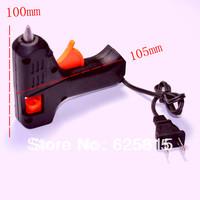 Hot Sale 20W 110V-220V Mini Electric Heating Hot Melt Glue Gun Crafts Repair Tool Professional(US Plug) 60-566