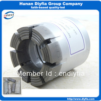 NQ3 impregnated diamond core drill bit