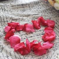 1440pcs Silk Rose Petals Table Flower Decoration Engagement Wedding Christmas Party Celebrations