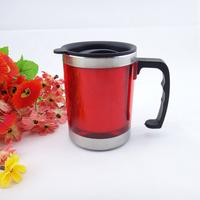 Free shipping 14OZ Stainless steel coffee cup coffee mug travel mug office cup insulated