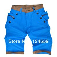 Free shipping, 2013 new foreign trade popular straight casual shorts big yards men's shorts shorts