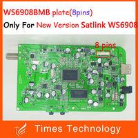 Motherboard for Old model  Satlink ws6908,WS-6908 DVB-S FTA Digital Satellite Finder Meter Receiver WS6908,Free shipping