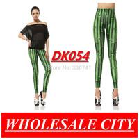 2013 NDB New Arrival Sexy Pants For Women Fashion High Quality  Bamboo Print Pants Leggings