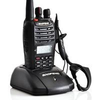 New  Baofeng Radio Walkie Talkie UV-B5 5W 99CH UHF+VHF Dual Band Portable Ham CB Two-way Radio communicator A1011A Fshow