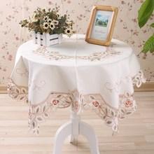 popular beige linen tablecloth