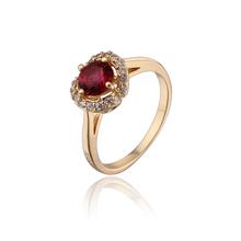 CZ Diamond Wedding Rings For Women Bijoux Fashion Brand New 2013 Zircon Anel 18K Gold Plated Ring Jewelry Free Shipping(R18K-43)