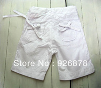 Ready stock !! 18M-5Y toddler girl's bermuda short 100% cotton kids clothing  children summer wears