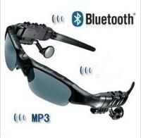2013 Luxury polarized glasses riding glasses bicycle glasses MP3 Bluetooth Sunglasses