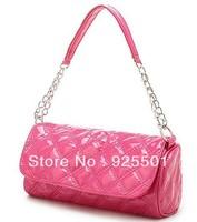 Hot Lingge Chain t of ladies' handbags Shoulder Messenger Bag Handbag B026
