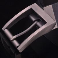 Натуральная кожа бренд Мужские ремни & розничной 8 форму пряжки два цвета