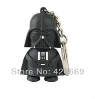 genuine 2G/4G/8G/16G/32G/64GB usb flash drive usb drive pen drive Star Wars Darth vader plastic Free shipping wholesale