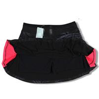 Tennis skirt female/women sports fashion for tennis/badminton anti-UV quick-drying moisture absorption  top quality