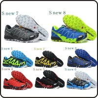 Drop shipping  wholesale men's Salomon Running shoes,Free run zapatillas deportivas new design flexible Athletic sports shoes