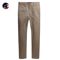 Super Value !! New Arrival of Men's White/Black/Khaki/Grey Cotton Dress Pants-Superior Quality & Soft Material-Free Shipping