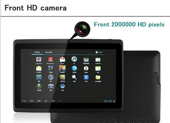 Free Shipping 7 inches Tablet PC dual-core, dual camera + HD output + HDMI + MID +1.5 GHz of