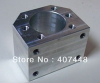3PCS BALL NUT HOUSING, MOUNTING BRACKET FOR 1605 1610 BALL SCREWS NUT with 28mm nut. CNC