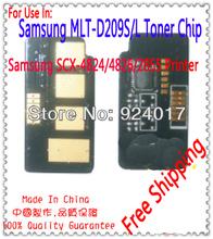 For Samsung MLT-D209 Toner Chip,For Samsung SCX-4824/4828/ML-2855 Toner Chip,For Samsung 4k MLT-209 SCX-4824 Toner,Free Shipping