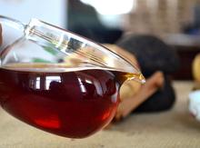 100g Chinese yunnan puer tea puer ripe pu er tea puerh tea the Pu er health