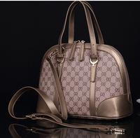 Exempt postage New high-grade genuine leather ladies handbags, tide restoring ancient ways leather hand bag, single shoulder bag