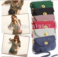 9 Colors Women's Handbag Satchel  Messenger Cross Body Bag Purse Tote Bags Wholesale  Free Shipping Dropshipping