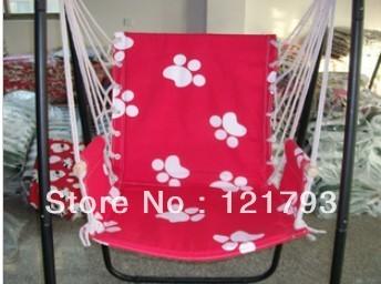 Free Shipping!! Lanyard outdoor adult single hammock swing computer rocking chair hanging chair cushion