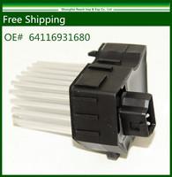 Final Stage E39 E46 Heater Blower Motor Resistor for BMW E46 E39 X5 X3-OE# 64116923204  64116929486