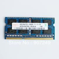 4GB Hynix  PC3-12800S RAM Laptop  Memory DDR3 1600 MHZ SoDIMM