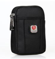 Waterproof Canvas Waist Bag Fanny Packs Mens Travel Bags Belt Bag Waist Pack Belt Loops Tactical Phone Pouch Hip Purses Wallet