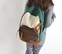 New 2014 women backpack Women's Colorful Canvas Backpacks women Girl kids Student children School backpacks Travel bags mochila