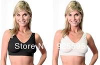 Free shipping 2103  hot selling (3pcs/lot) unlined ahh bra ,seamless sports yoga bra