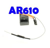 6CH AR610 6-Channel  Aircraft Receiver AR6210 AR600 Digital Spread Modulation 2  AND XPLUS