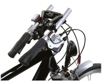 X-TASY Anodized Convenient Folding Bicycle Handlebar F.H.S.2