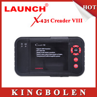 2014 New Released Original Launch X431 Creader VIII Equal To CRP129 Update Via Offical Website With Dealer Code DHL Free Ship