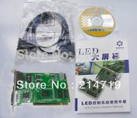 Linsn TS801 TS802 full clolor rgb big resolution pixel dvi/rj45 port sync led display Syncronous sending card