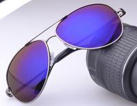 2014 Adult Gray Seconds Kill Sunglasses Steampunk Lenses High Good Quality Popular Colorful Lens Aviator Driver Sunglassesunisex
