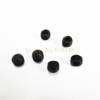 1 Set 85834 6 x Hex Head Grub Screws M5*4 6P HSP Parts Off Road HSP car 94885 94886 Free Shipping