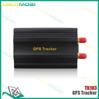 10pcs/lot DHL free shipping Car GPS tracker TK103A Vehicle  GSM SMS GPRS Tracking Device