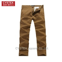 Hot Sale Freeshipping  Mens Pants New Cheap Plus Size 100% Cotton Twill  Best Quality Coin Pocket Moden Style Straight Leg #776